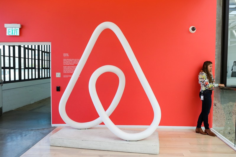 Airbnb removes listings for Israeli settlements in occupied West Bank