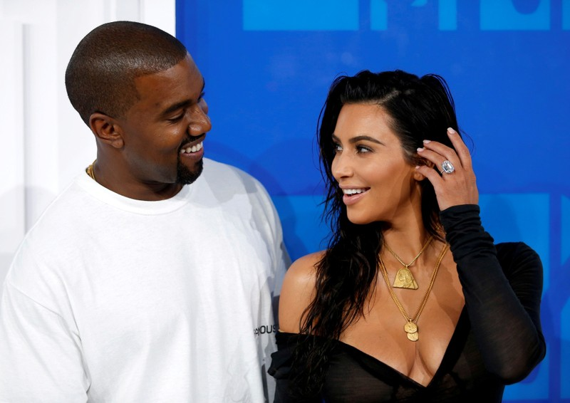 Kim and Kanye donate Sh50 million to California wildfire relief efforts