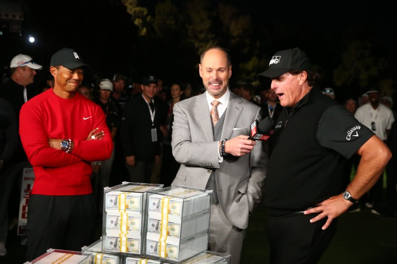 The Match: Will Tiger Woods or Phil Mickelson win in Las Vegas?