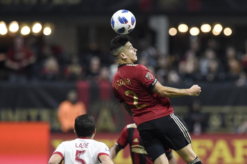 MLS:亚特兰大联队FC的纽约红牛队