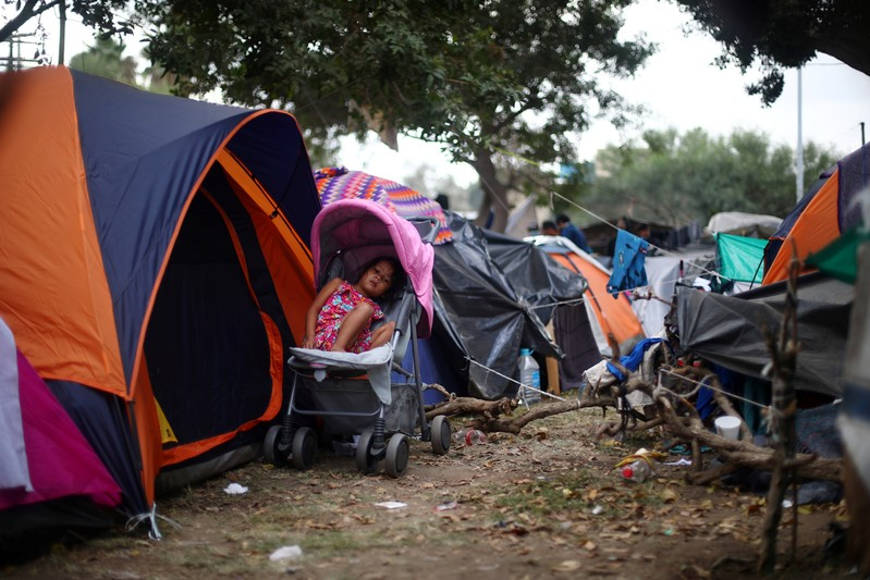 Migrant Caravan Suffering Mass Outbreaks of Tuberculosis, Skin Infections