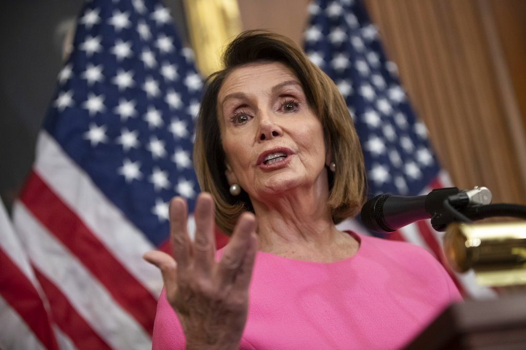 Republicans hope Democrats can disable Nancy Pelosi