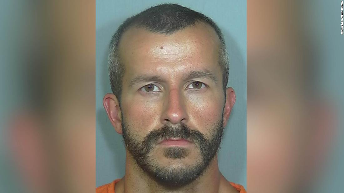 Chris Watts Gets 5 Life Sentences for Killing Pregnant Wife and Children