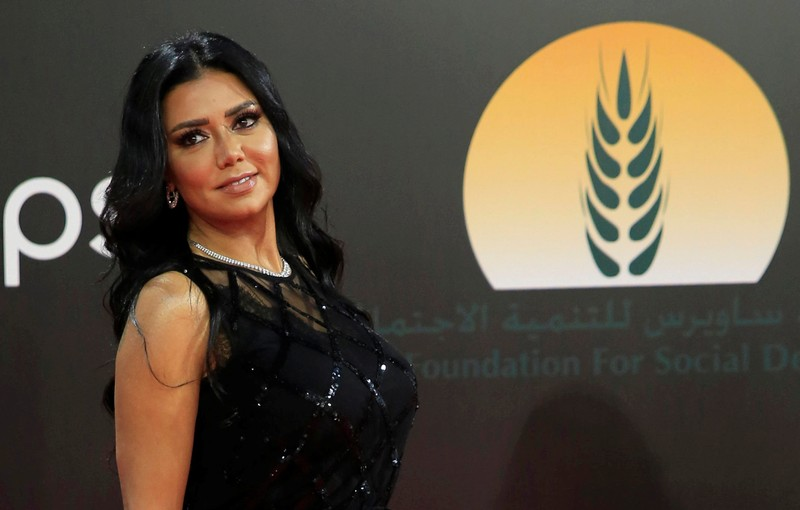 Egyptian actress to face trial for 'inciting immorality' with revealing dress