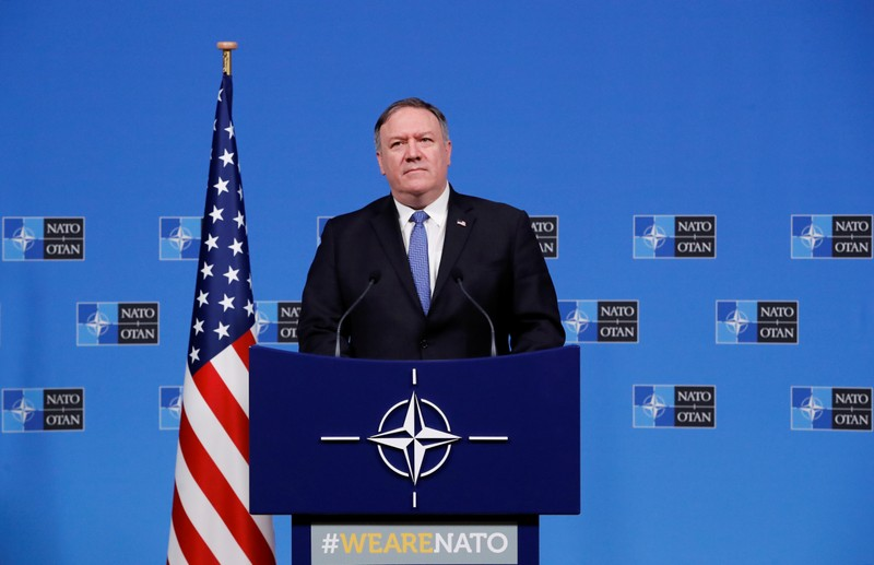 U.S.  gives Russian Federation  60 days to comply with nuclear treaty: Pompeo