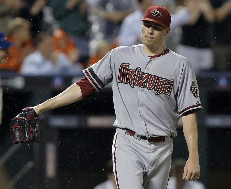 Nationals sign all-star pitcher Patrick Corbin to 6-year deal
