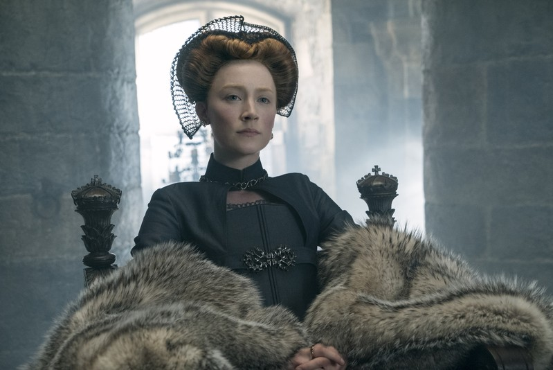 4113_D039_00094_R Saoirse Ronan stars as Mary Stuart in MARY QUEEN OF SCOTS, a Focus Features release