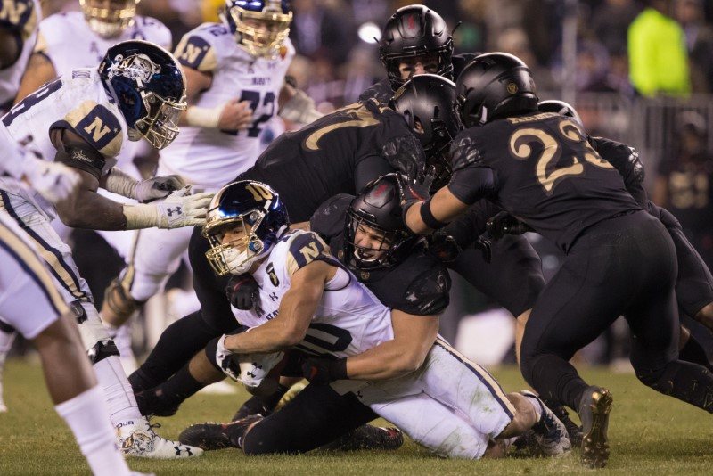 Army Beats Navy for Third Straight Season