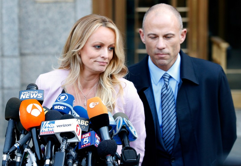 Judge orders Stormy Daniels to pay Trump for rejected defamation lawsuit