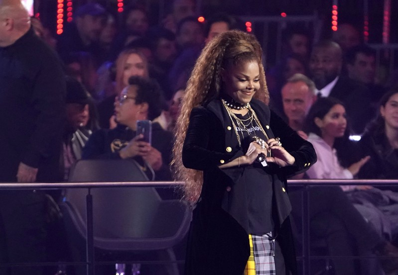 Janet Jackson to Be Inducted in Rock and Roll Hall of Fame