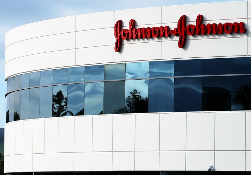 J&J shares drop on report it knew of asbestos in baby powder