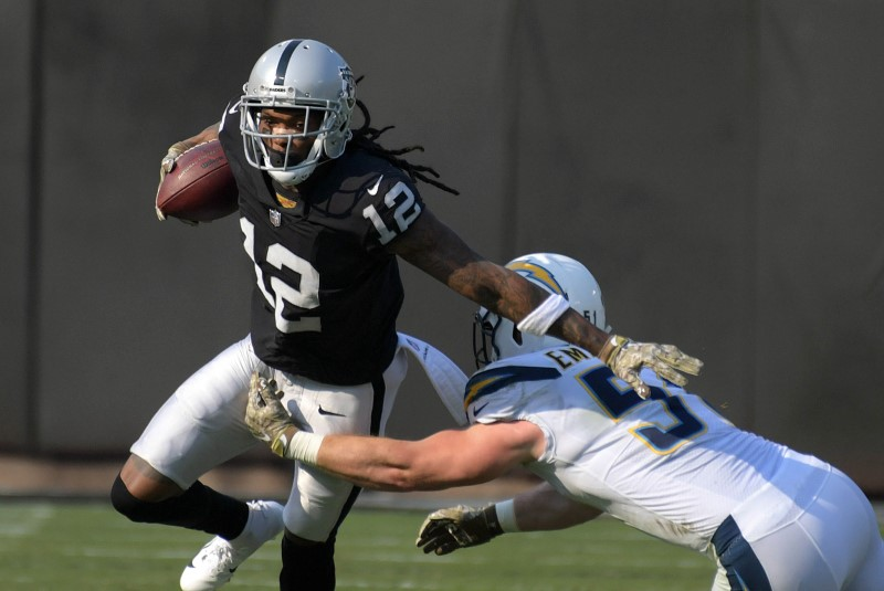 Raiders WR Martavis Bryant suspended indefinitely