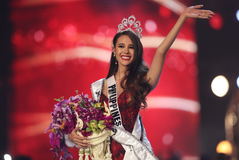 Philippines' Catriona Gray becomes next Miss Universe