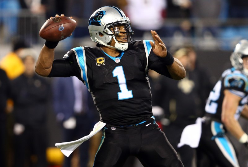 Saints' defense puts clamps on Newton in 12-9 win over Panthers