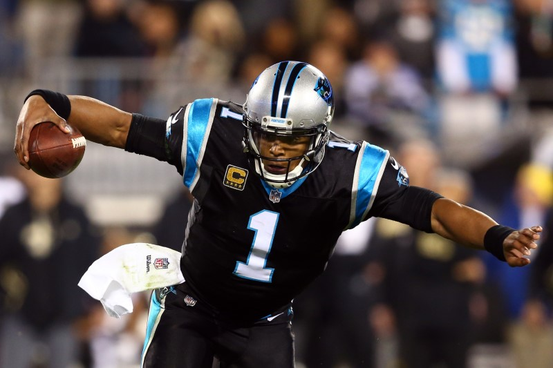 Panthers will sit Cam Newton for the final 2 games of 2018