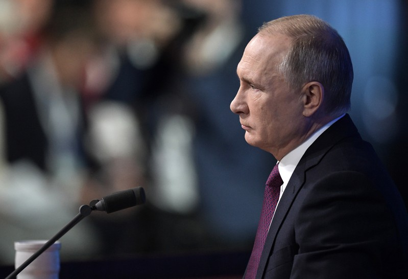 Defence against nuclear war is falling apart, says Putin