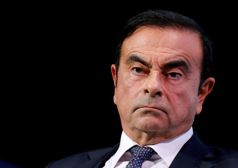 Nissan's ousted chairman Carlos Ghosn re-arrested