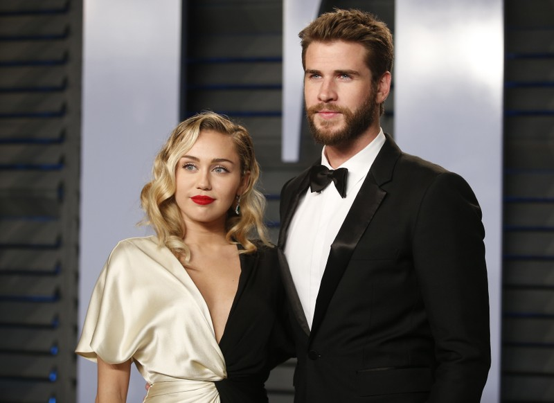 Billy Ray Cyrus congratulates daughter Miley on marriage to Liam Hemsworth