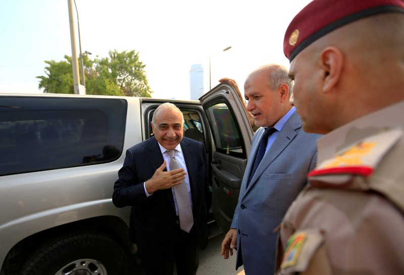 Iraq hints at bigger role in Syria after US withdrawal