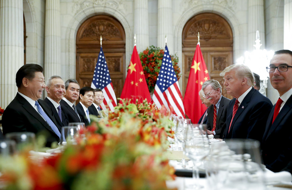 'very strong signals' that China is ready for a trade deal