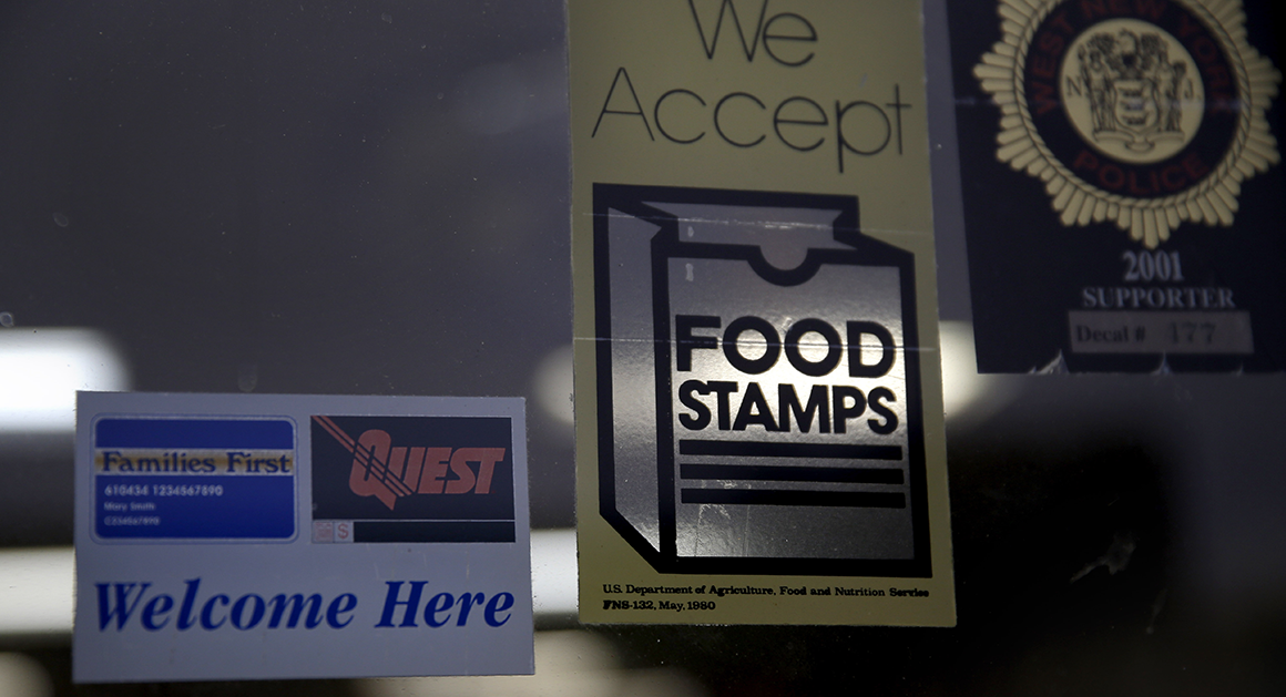 Farm bill passes despite President Trump's food stamp preference