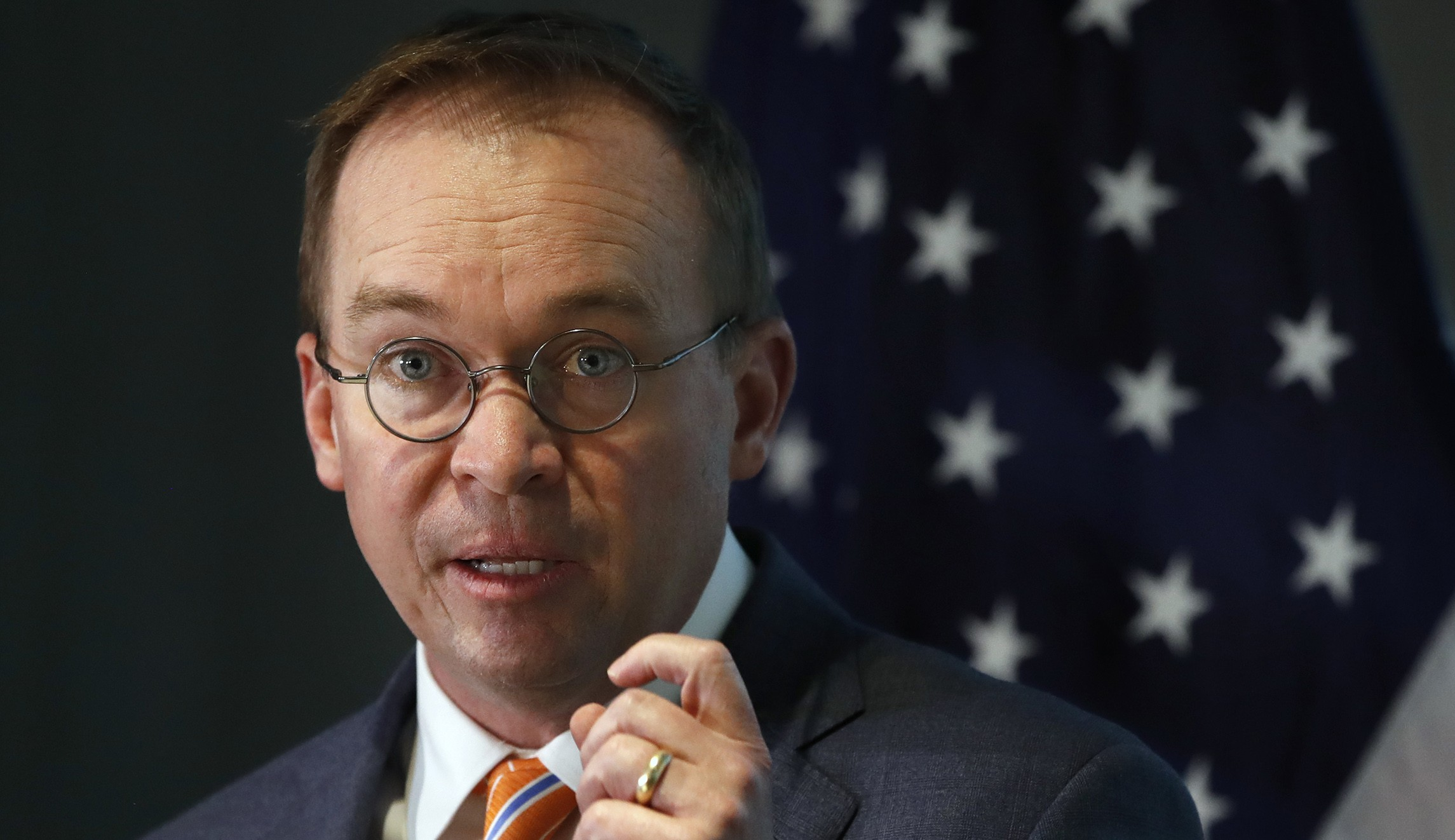 Mulvaney Will Be Acting White House Chief of Staff