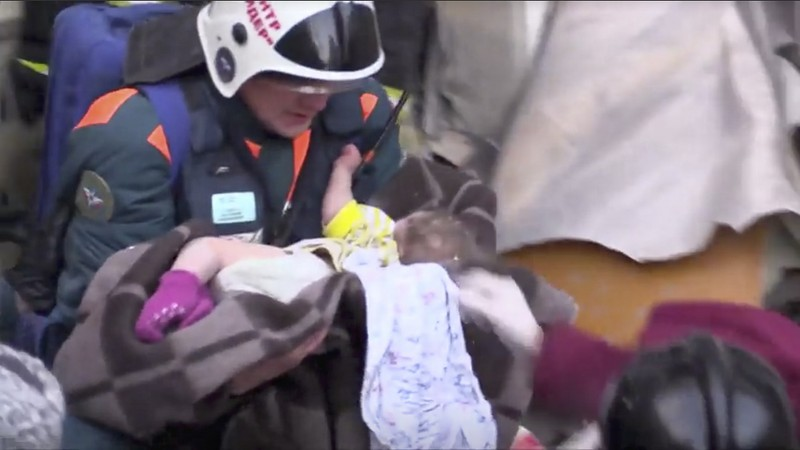 Four dead, dozens missing after gas explosion hits Russia high-rise