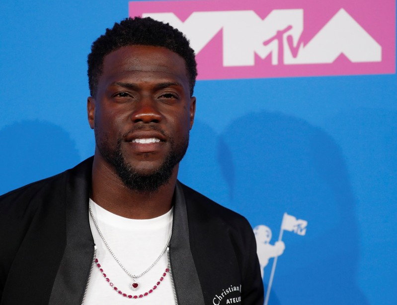Kevin Hart May Return as Oscars Host Thanks to Ellen Degeneres
