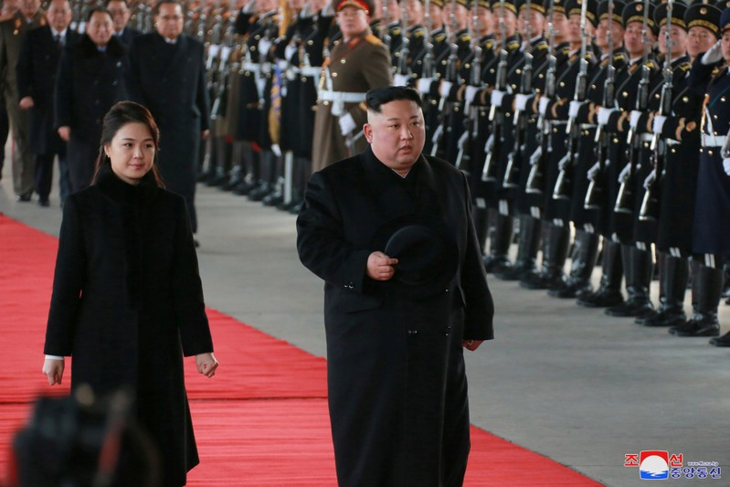 Kim visit to Xi possible summit prep