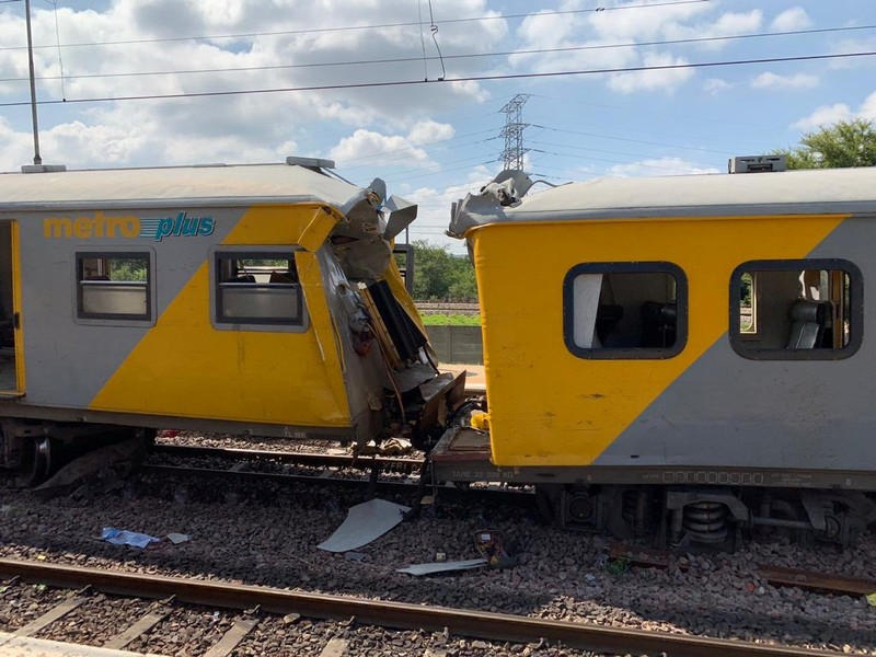 Image result for Train collision kills three, injures 300