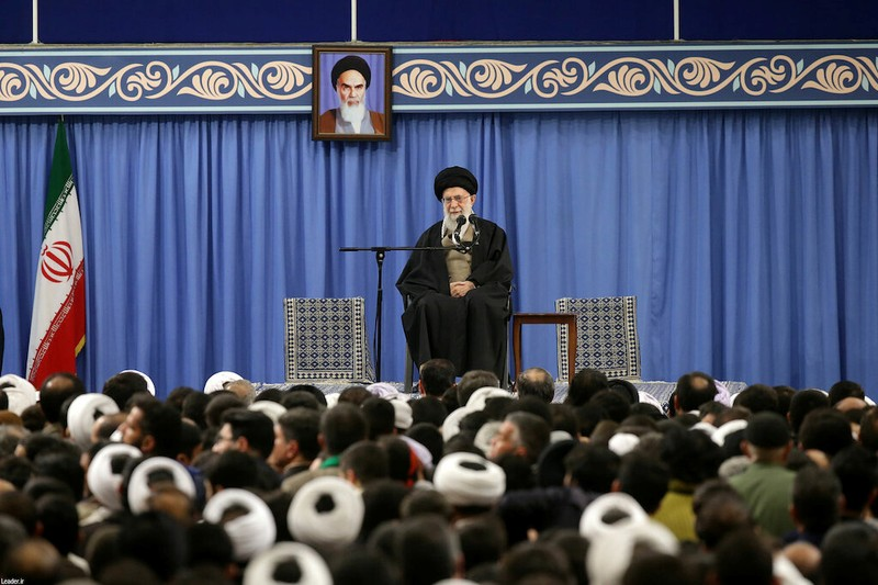 'First-Class Idiots': Iran's Supreme Leader Takes a Quip at 'Some US Officials'