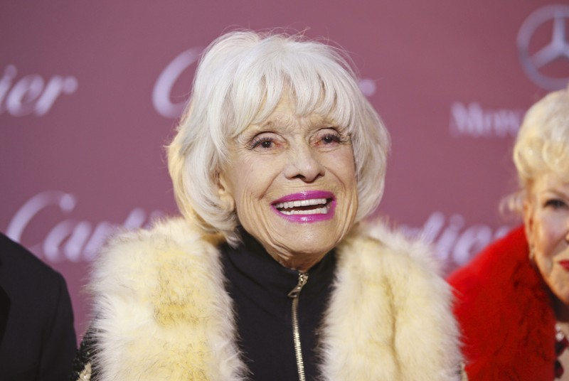 'Hello, Dolly' legend Carol Channing has died at age 97