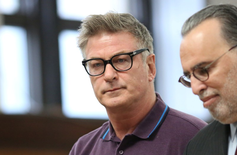Alec Baldwin Pleads Guilty In Parking Tussle, Agrees To Anger Management