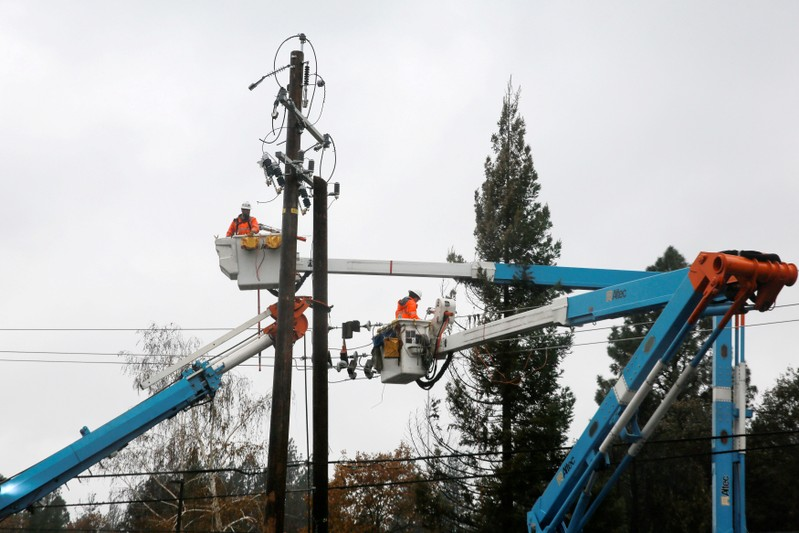 PG&E files for bankruptcy after devastating California wildfires