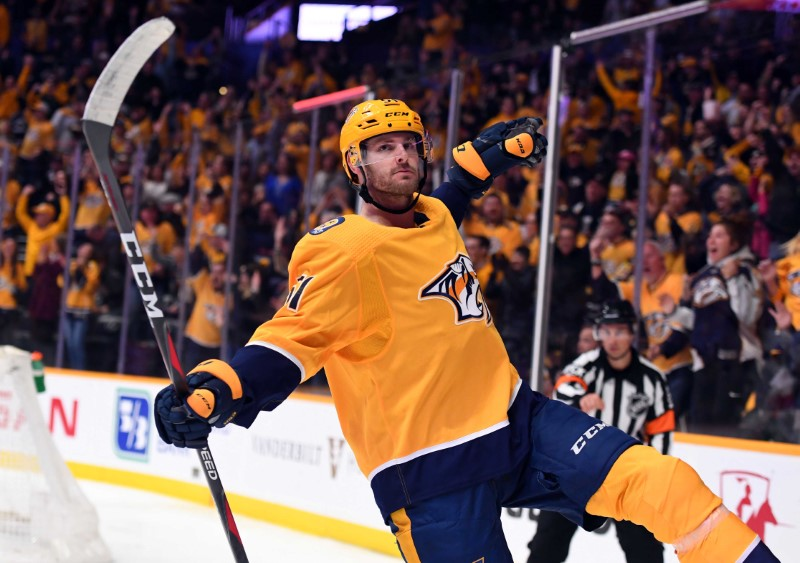 Preds' Watson placed in substance abuse program