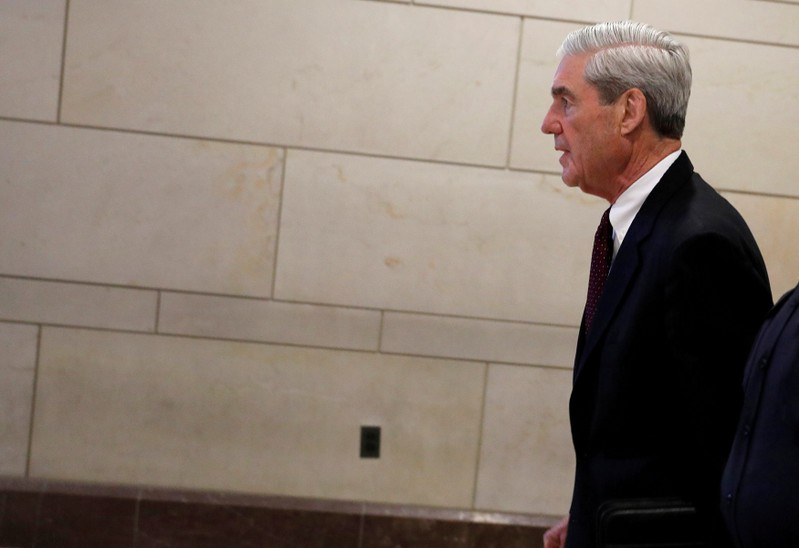Russians leaked Mueller probe evidence online, prosecutors say
