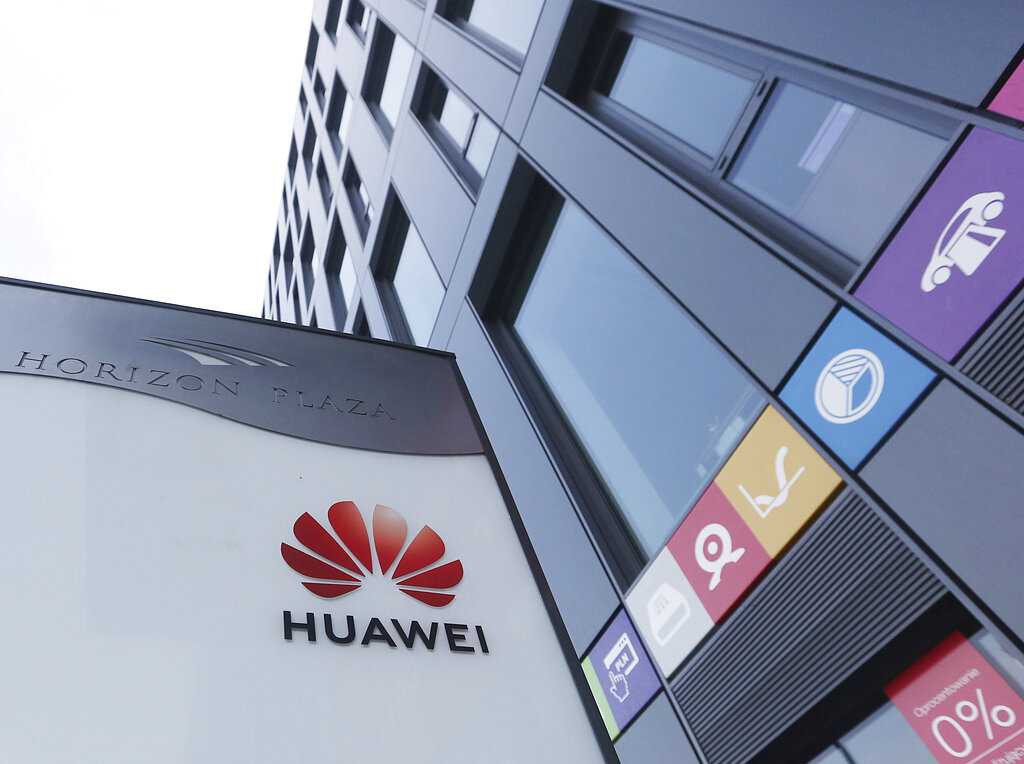 Huawei sacks Chinese executive arrested in Poland on spying charges