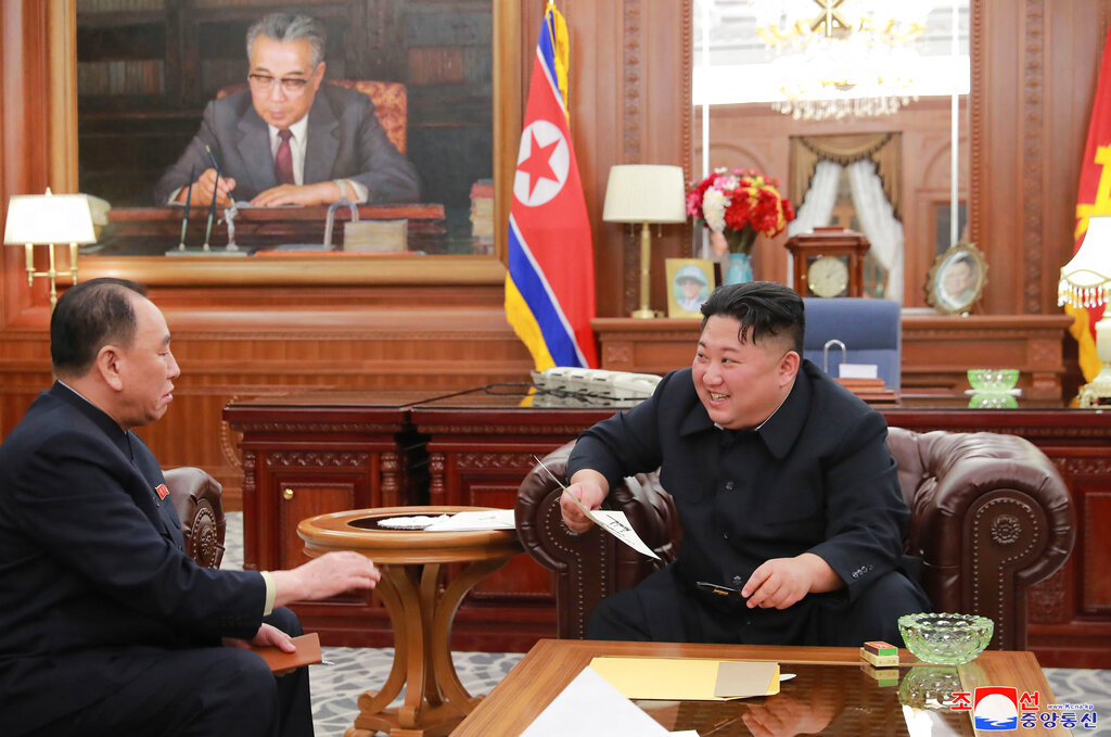 Kim Jong-un gushes over Trump's latest 'personal letter'