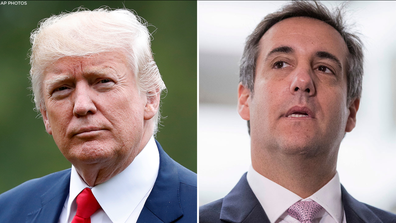 Michael Cohen subpoenaed by Senate Intelligence Committee, lawyer says