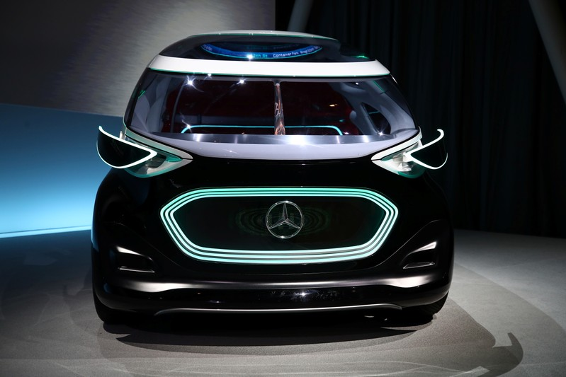 Image result for Daimler fourth quarter tempered by weaker Mercedes earnings as tariffs hit