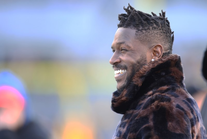 Antonio Brown Allegedly Pushed Baby Mother In Domestic Dispute