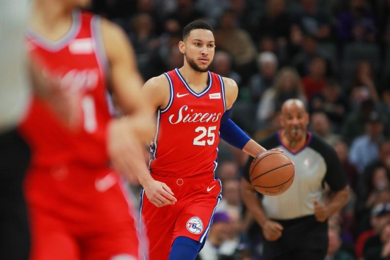 NBA: Philadelphia 76ers at Sacramento Kings