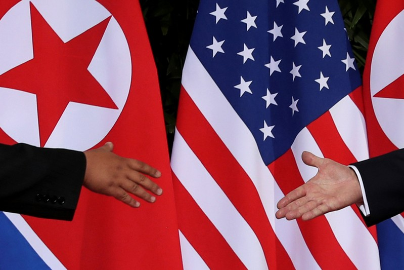 U.S. discussing exchanging liaison officers with North Korea