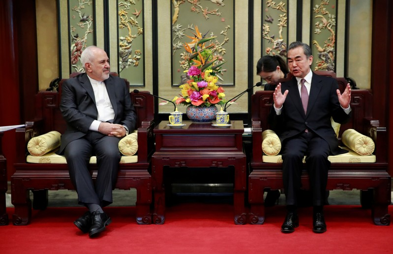 China expects Iran to play more constructive role in regional affairs