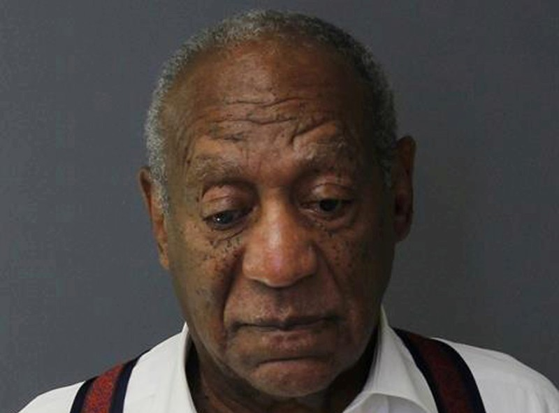 FILE PHOTO: Actor and comedian Cosby in Montgomery County Correctional Facility Maryland booking photo