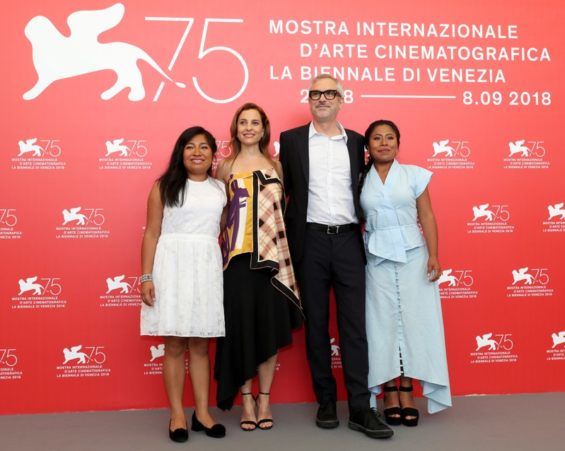 FILE PHOTO: The 75th Venice International Film Festival