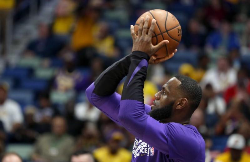 Pelicans to rest Davis against Lakers