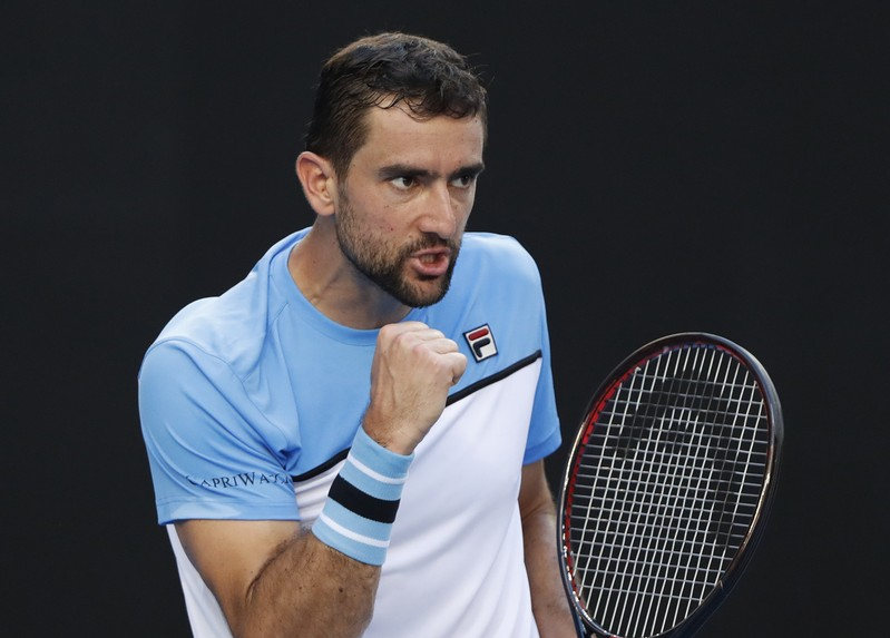 FILE PHOTO: Tennis - Australian Open - Fourth Round