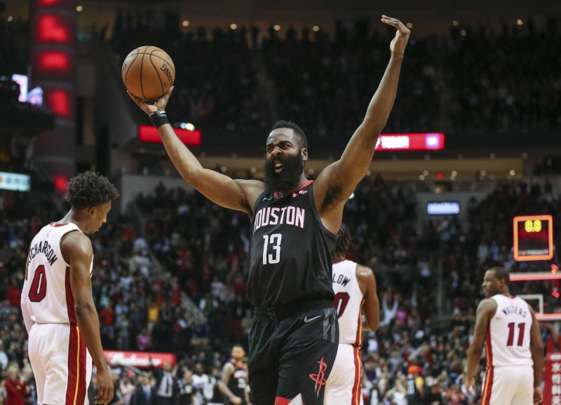 Dwyane Wade puts James Harden in 'unguardable' category after 58-point show