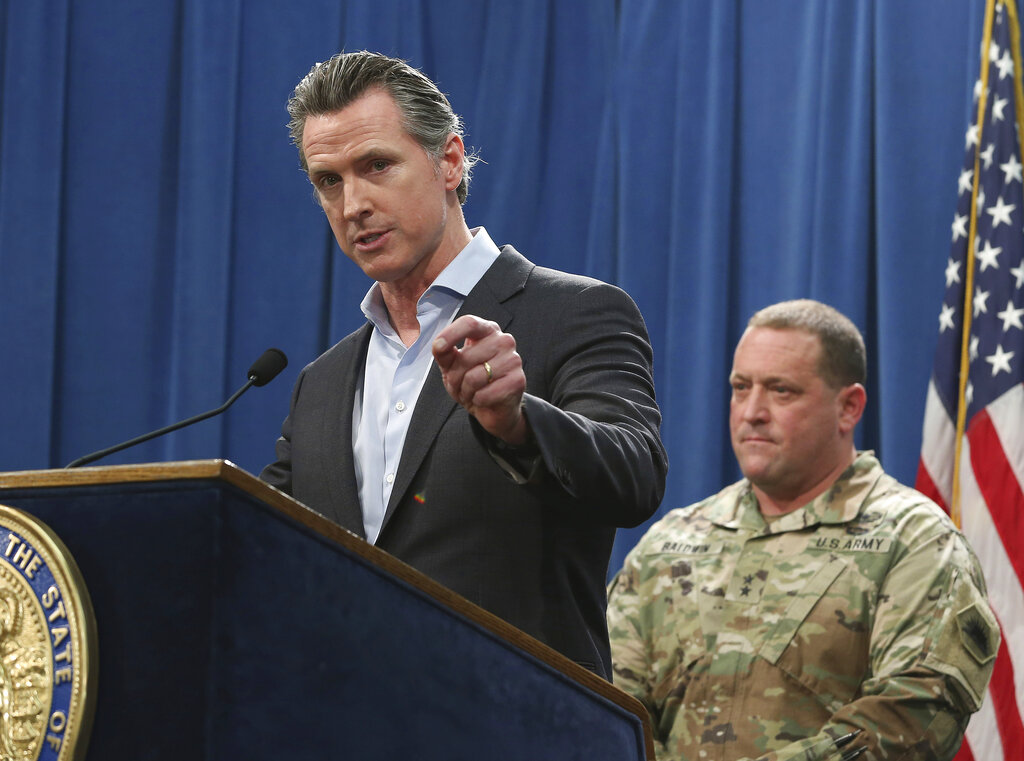 Gavin Newsom To Scale Back, Not Abandon, California's High-Speed Rail